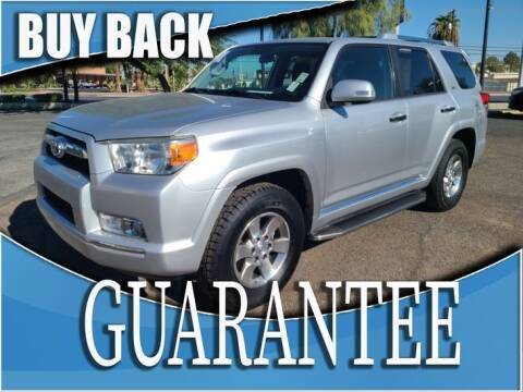 2011 Toyota 4Runner for sale at Reliable Auto Sales in Las Vegas NV
