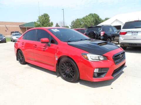 2015 Subaru WRX for sale at America Auto Inc in South Sioux City NE