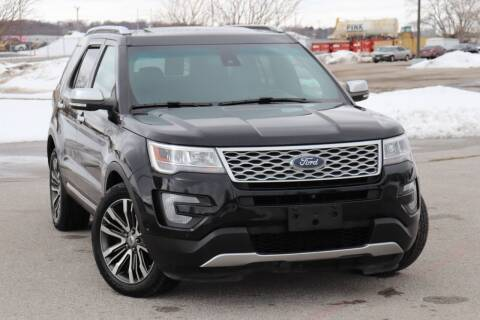 2016 Ford Explorer for sale at Big O Auto LLC in Omaha NE