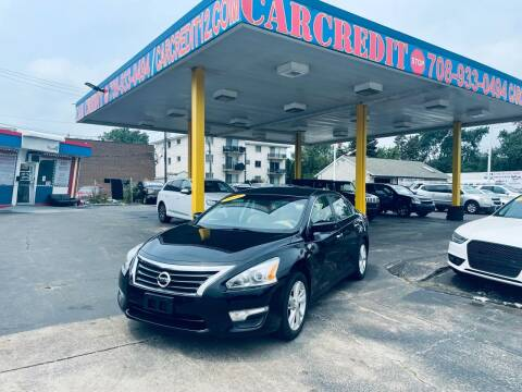 2014 Nissan Altima for sale at Car Credit Stop 12 in Calumet City IL