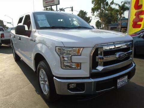 2015 Ford F-150 for sale at Centre City Motors in Escondido CA
