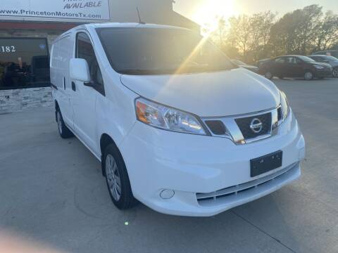 2016 Nissan NV200 for sale at Princeton Motors in Princeton TX