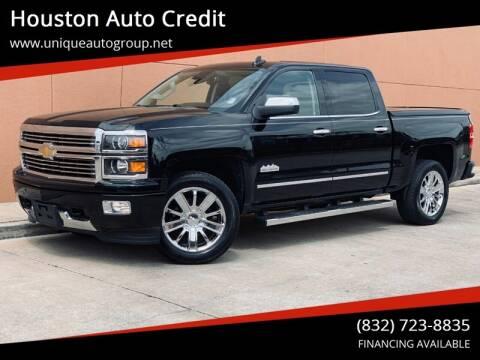 2015 Chevrolet Silverado 1500 for sale at Houston Auto Credit in Houston TX