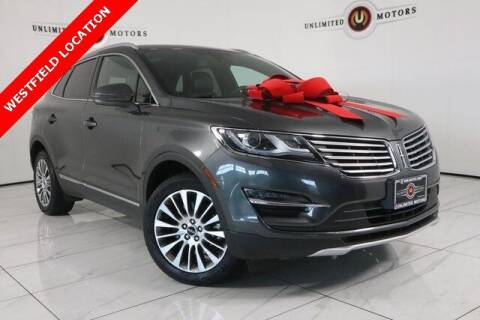 2017 Lincoln MKC for sale at INDY'S UNLIMITED MOTORS - UNLIMITED MOTORS in Westfield IN
