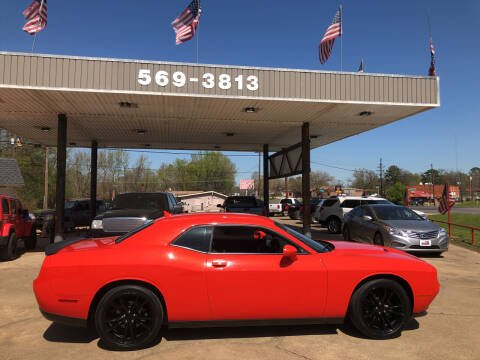 2016 Dodge Challenger for sale at BOB SMITH AUTO SALES in Mineola TX