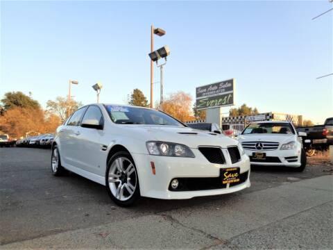 2008 Pontiac G8 for sale at Save Auto Sales in Sacramento CA