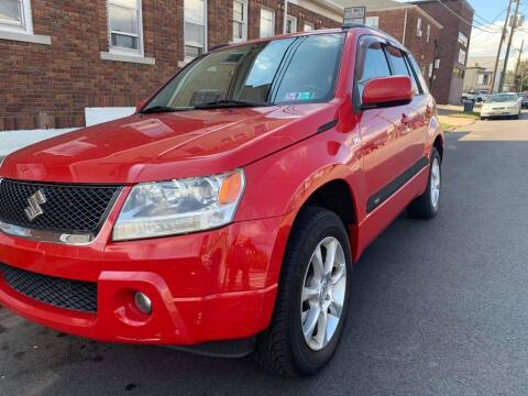 2006 Suzuki Grand Vitara for sale at Jordan Auto Group in Paterson NJ