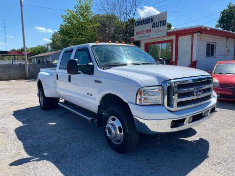 2006 Ford F-350 Super Duty for sale at Crosby Auto LLC in Kansas City MO