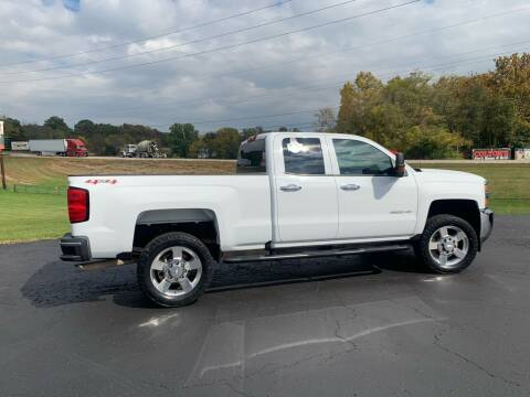 2016 Chevrolet Silverado 2500HD for sale at FAIRWAY AUTO SALES in Washington MO