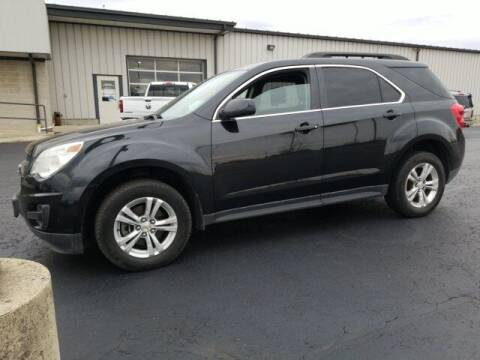 2011 Chevrolet Equinox for sale at MIG Chrysler Dodge Jeep Ram in Bellefontaine OH