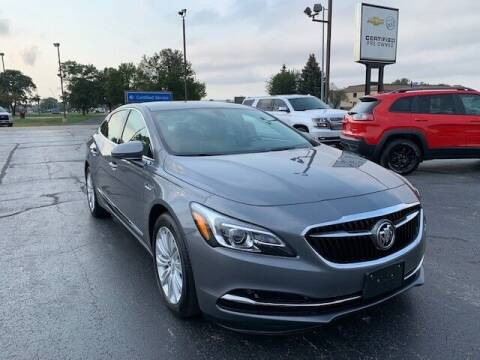 2019 Buick LaCrosse for sale at Dunn Chevrolet in Oregon OH