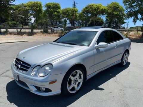 2006 Mercedes-Benz CLK for sale at Dodi Auto Sales in Monterey CA