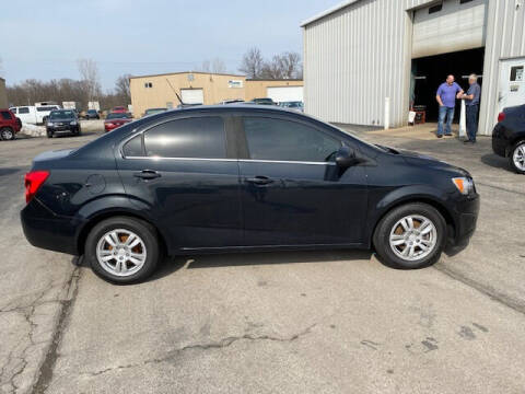 2013 Chevrolet Sonic for sale at Bruce Kunesh Auto Sales Inc in Defiance OH