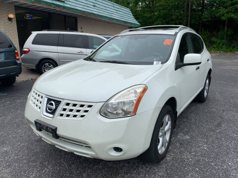 2010 Nissan Rogue for sale at Diana Rico LLC in Dalton GA