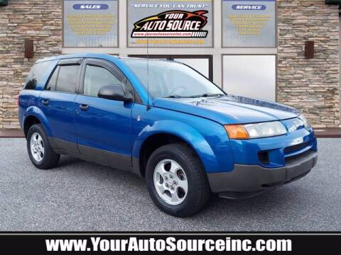 2004 Saturn Vue for sale at Your Auto Source in York PA