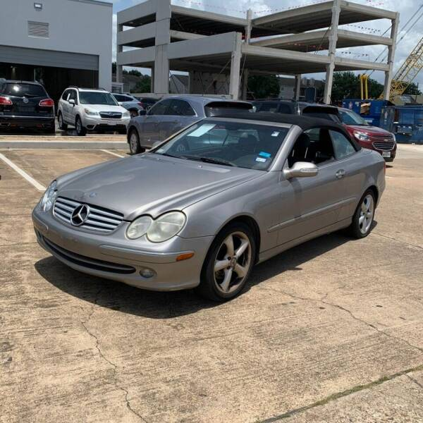 2005 Mercedes-Benz CLK for sale at Lakeview Auto Sales in Farmerville LA