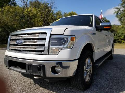2013 Ford F-150 for sale at Empire Auto Remarketing in Shawnee OK