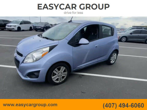 2014 Chevrolet Spark for sale at EASYCAR GROUP in Orlando FL