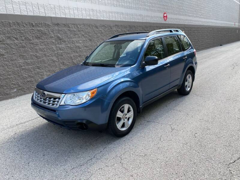 2012 Subaru Forester for sale at Kars Today in Addison IL