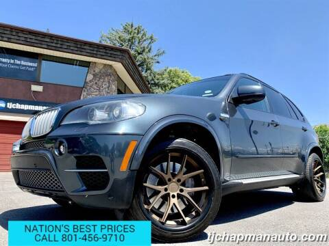 2011 BMW X5 for sale at TJ Chapman Auto in Salt Lake City UT