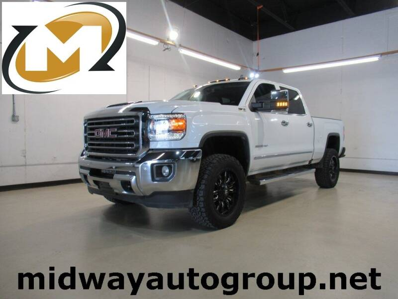 2019 GMC Sierra 2500HD for sale at Midway Auto Group in Addison TX