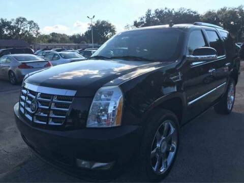 2007 Cadillac Escalade for sale at Budget Motorcars in Tampa FL