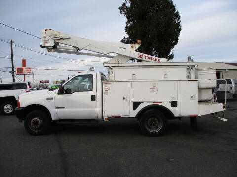 2004 Ford F-550 Super Duty for sale at Emerald City Auto Inc in Seattle WA