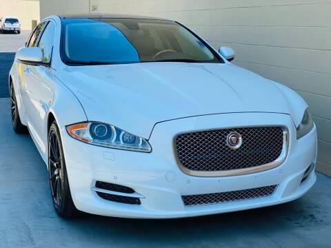 2012 Jaguar XJ for sale at Auto Zoom 916 Rancho Cordova in Rancho Cordova CA