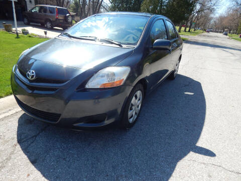 2007 Toyota Yaris for sale at National Vehicle Brokers in Merrillville IN