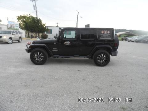2012 Jeep Wrangler Unlimited for sale at Town and Country Motors in Warsaw MO