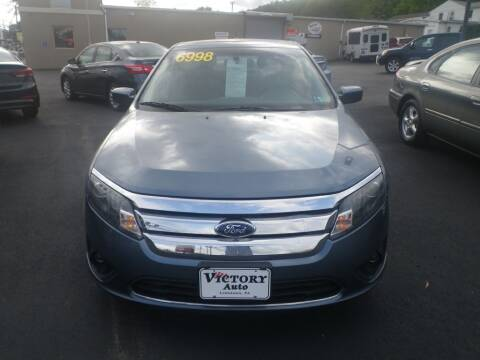 2011 Ford Fusion for sale at VICTORY AUTO in Lewistown PA