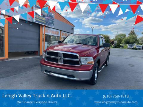 2009 Dodge Ram Pickup 1500 for sale at Lehigh Valley Truck n Auto LLC. in Schnecksville PA