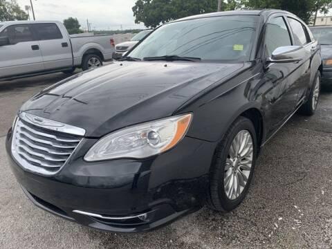 2012 Chrysler 200 for sale at The Kar Store in Arlington TX
