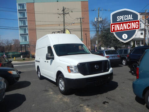 2013 Nissan NV Cargo for sale at 103 Auto Sales in Bloomfield NJ