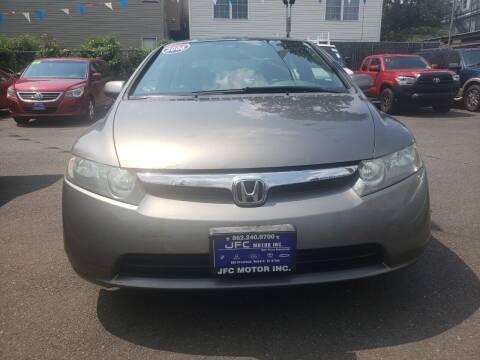 2006 Honda Civic for sale at JFC Motors Inc. in Newark NJ