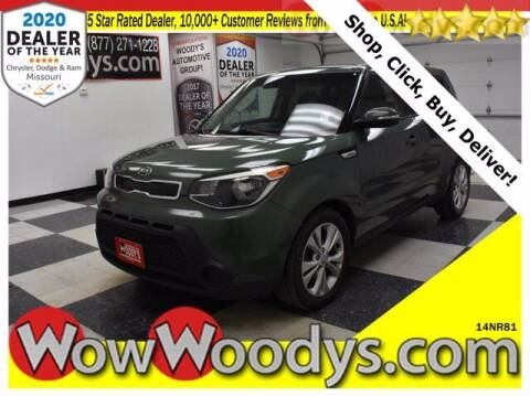 2014 Kia Soul for sale at WOODY'S AUTOMOTIVE GROUP in Chillicothe MO