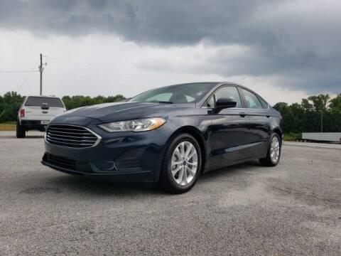 2020 Ford Fusion for sale at Hardy Auto Resales in Dallas GA