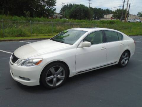 2006 Lexus GS 430 for sale at Atlanta Auto Max in Norcross GA