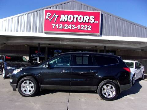2011 Chevrolet Traverse for sale at RT Motors Inc in Atlantic IA