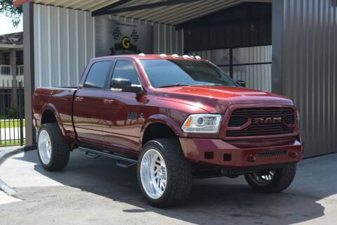 2018 RAM Ram Pickup 2500 for sale at G MOTORS in Houston TX