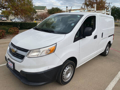 2015 Chevrolet City Express Cargo for sale at Ted's Auto Corporation in Richardson TX
