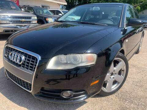 2007 Audi A4 for sale at Texas Select Autos LLC in Mckinney TX