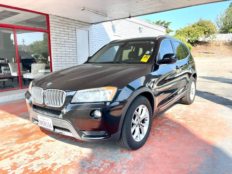 2011 BMW X3 for sale at MotorSport Auto Sales in San Diego CA
