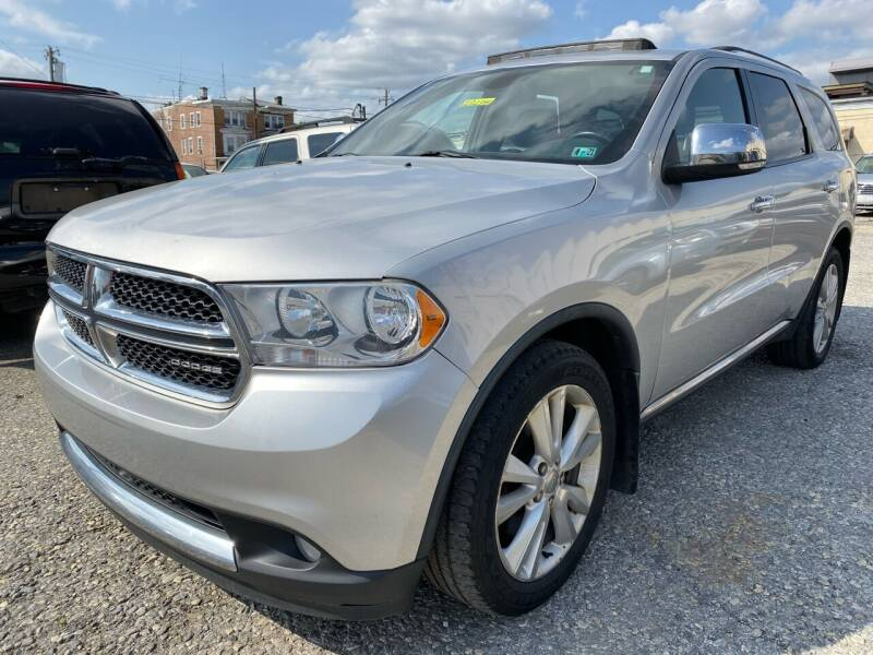 2011 Dodge Durango for sale at Philadelphia Public Auto Auction in Philadelphia PA