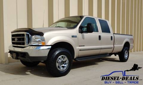 1999 Ford F-350 Super Duty for sale at DIESEL DEALS in Salt Lake City UT