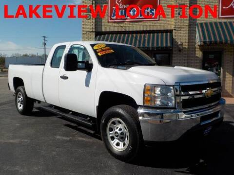 2012 Chevrolet Silverado 3500HD for sale at Austins At The Lake in Lakeview OH