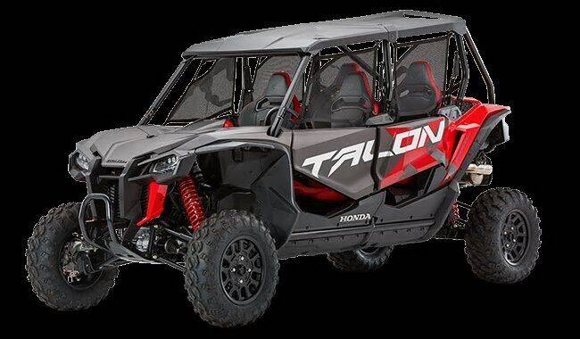 2021 Honda Talon X-4 coming soon for sale at Honda West in Dickinson ND