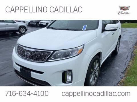 2015 Kia Sorento for sale at Cappellino Cadillac in Williamsville NY