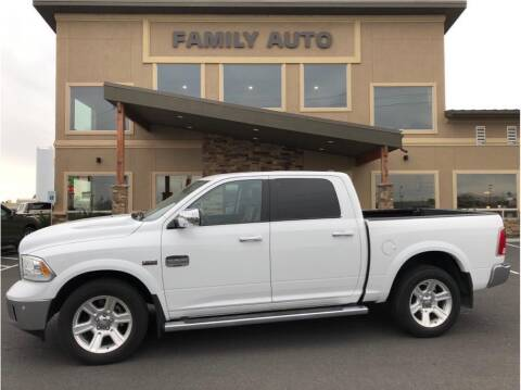 2015 RAM Ram Pickup 1500 for sale at Moses Lake Family Auto Center in Moses Lake WA
