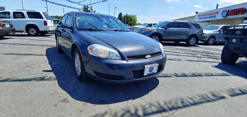 2008 Chevrolet Impala for sale at I-80 Auto Sales in Hazel Crest IL